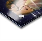 Drapery and Stars Acrylic print