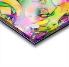Om Rays Acrylic print