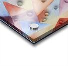 Rainbow Water Drops Acrylic print