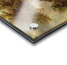 Landscape with Oak Acrylic print