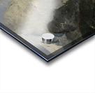 Blue Skies at Fjord Acrylic print