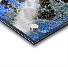 Blue Rock Acrylic print