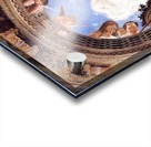 Mantegna Ceiling Oculus in the Camera degli Sposi, Mantova Acrylic print