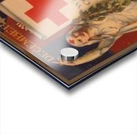 Red Cross Acrylic print