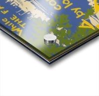 Visit Sea Cliff Acrylic print