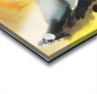 Yellow Sail by August Macke Acrylic print