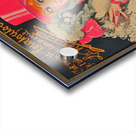 La Houppa Original Vintage advertisement lithograph poster Acrylic print
