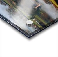 Brentor mist Acrylic print