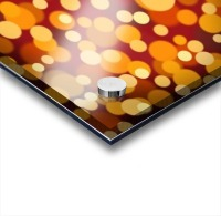 Abstract Background Party Lights Party Lights Acrylic print