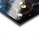Черный кот Acrylic print