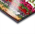 A Tulip Field Acrylic print