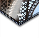eiffel structure Acrylic print