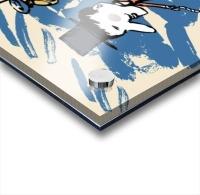 LIONBOY Acrylic print