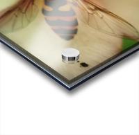 Bee-ing Acrylic print