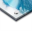 Beautiful Blue Ocean Wave Acrylic print