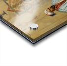 The Game of Tavli Acrylic print