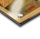 Carpet seller Acrylic print