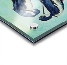 Stilts Bathing  Acrylic print