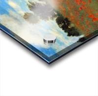 Les Coqueliquots Acrylic print