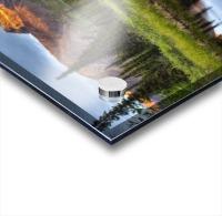 Reflection Of Skookum Volcano Acrylic print