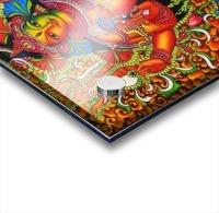 ARDHA NAAREESHWARAN LORD SIVA AND PARVATHY Acrylic print