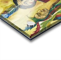tribe Acrylic print
