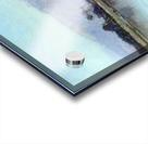 A distant island Acrylic print