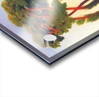 Five Trees by Felix Vallotton Acrylic print