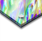 Colorful digital art splashing G401 Acrylic print