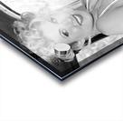©Lou Freeman Dark Glamour & Beauty Black & White    77 Acrylic print