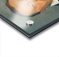 Portrait of Alfred Delisle by Felix Vallotton Acrylic print