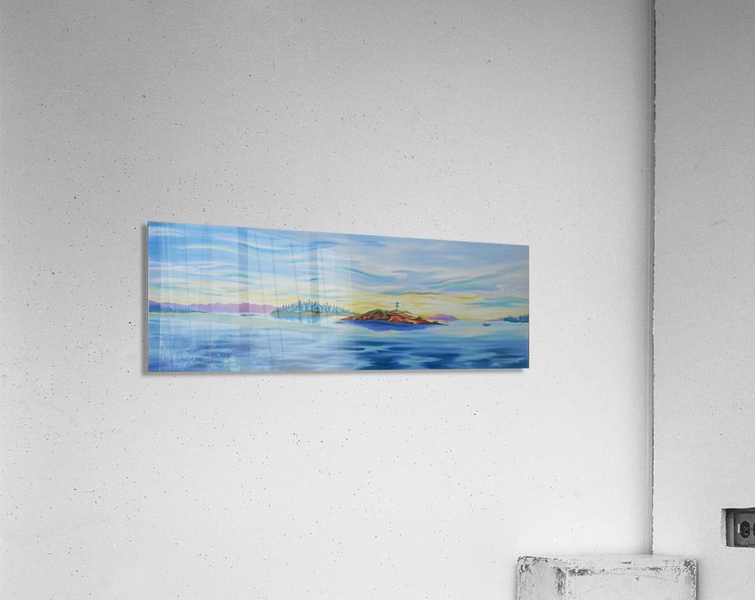 Nanoose Bay   Acrylic Print
