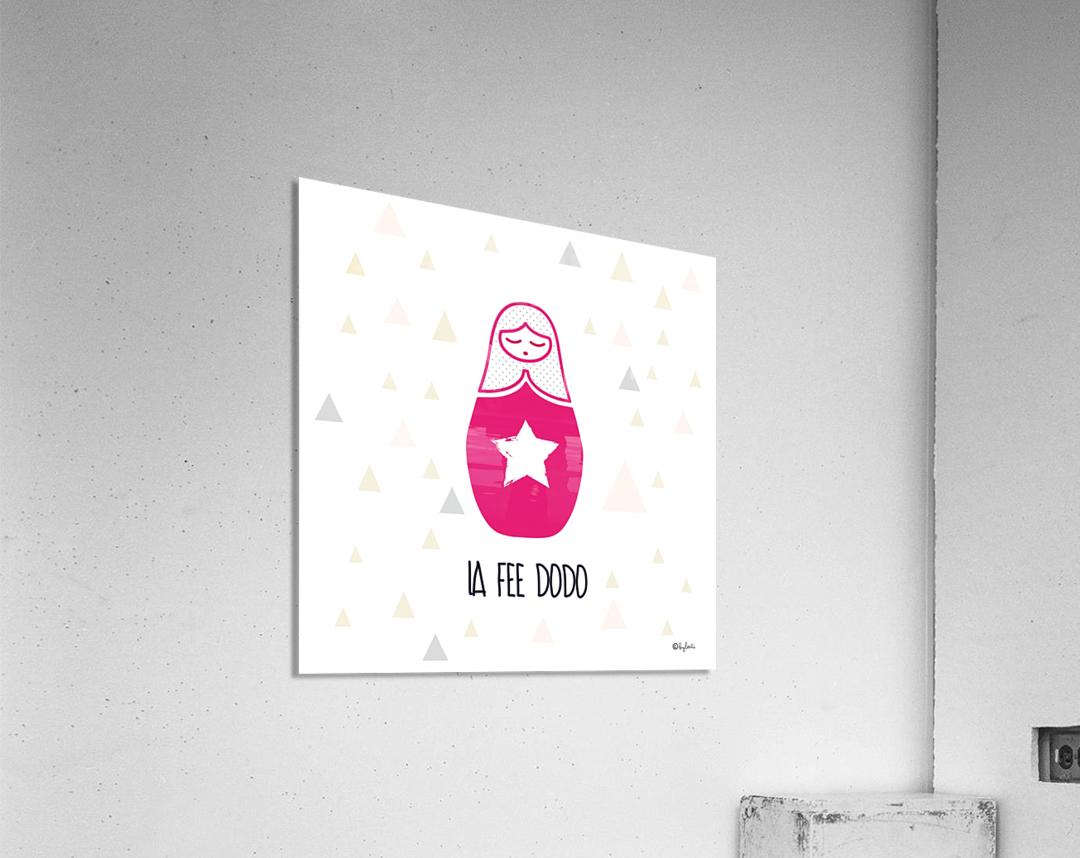 LA FEE DODO  Acrylic Print