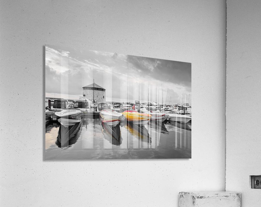 Cigarette Boats  Acrylic Print