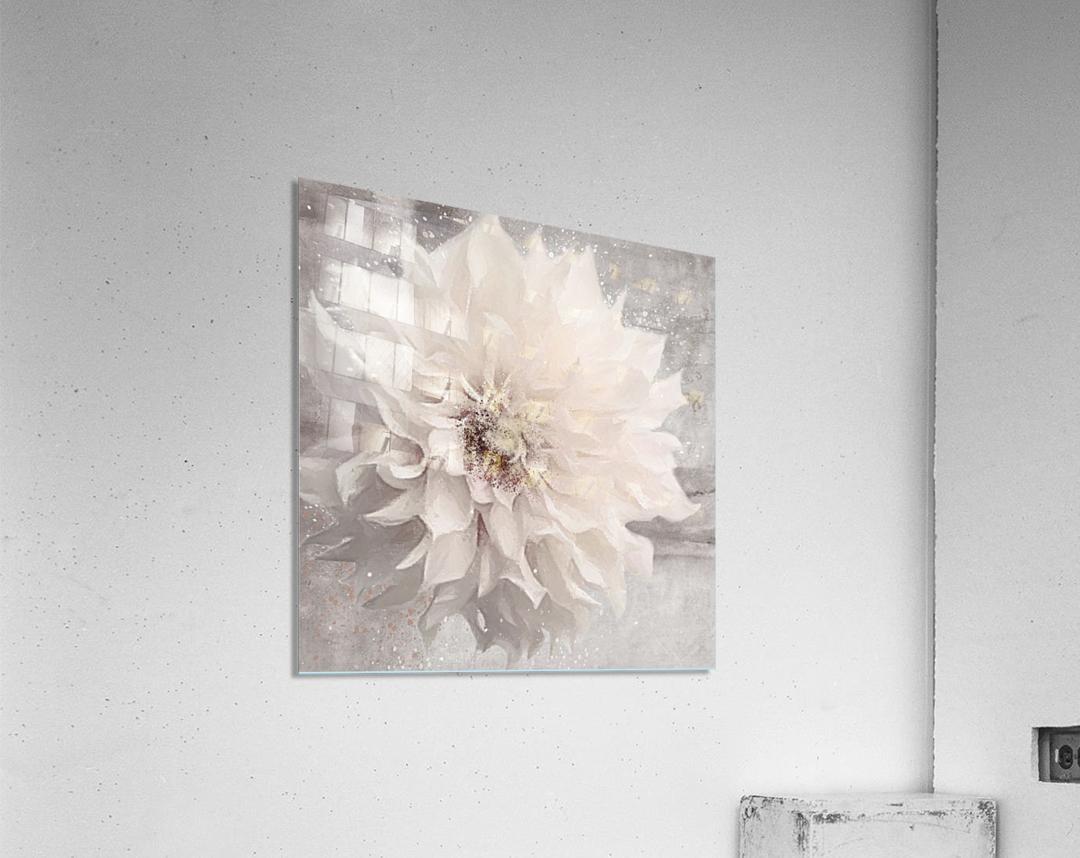 Blanc magique  Acrylic Print