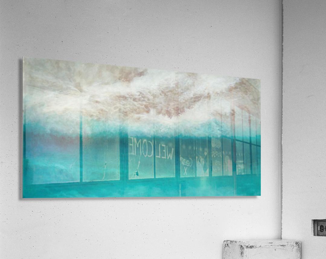 Morning Sea  Acrylic Print