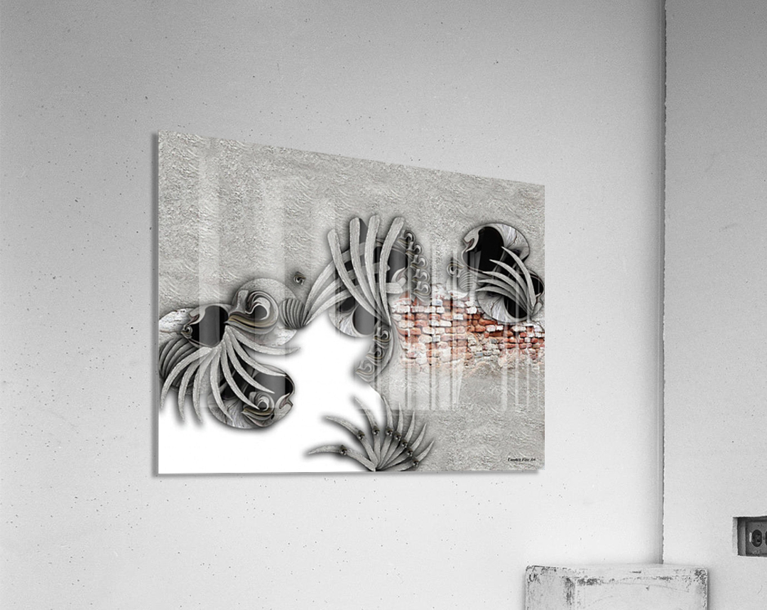 Supposed Emotion  Acrylic Print