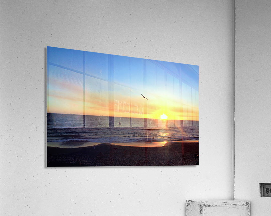 P E R T H - Australia  Acrylic Print