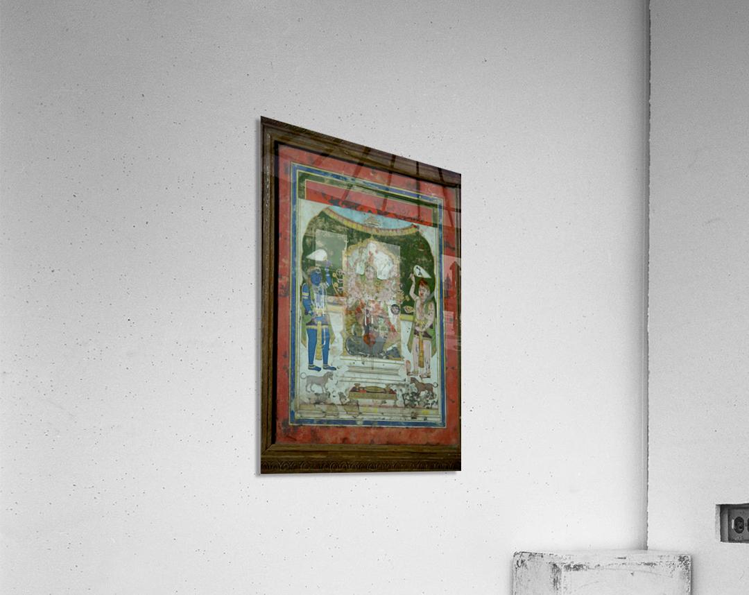 Untitled 4_copy  Acrylic Print