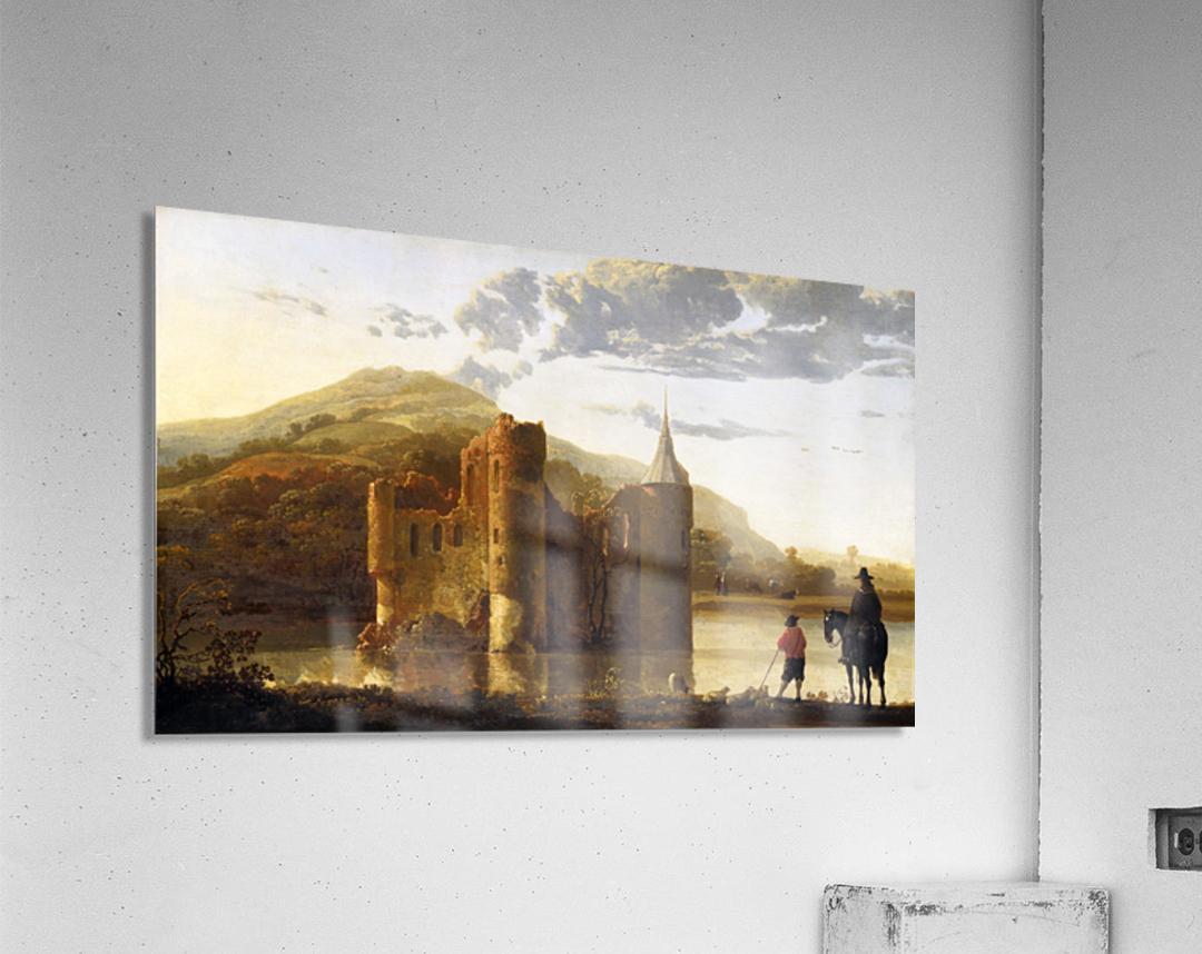 Ubbergen Castle  Acrylic Print