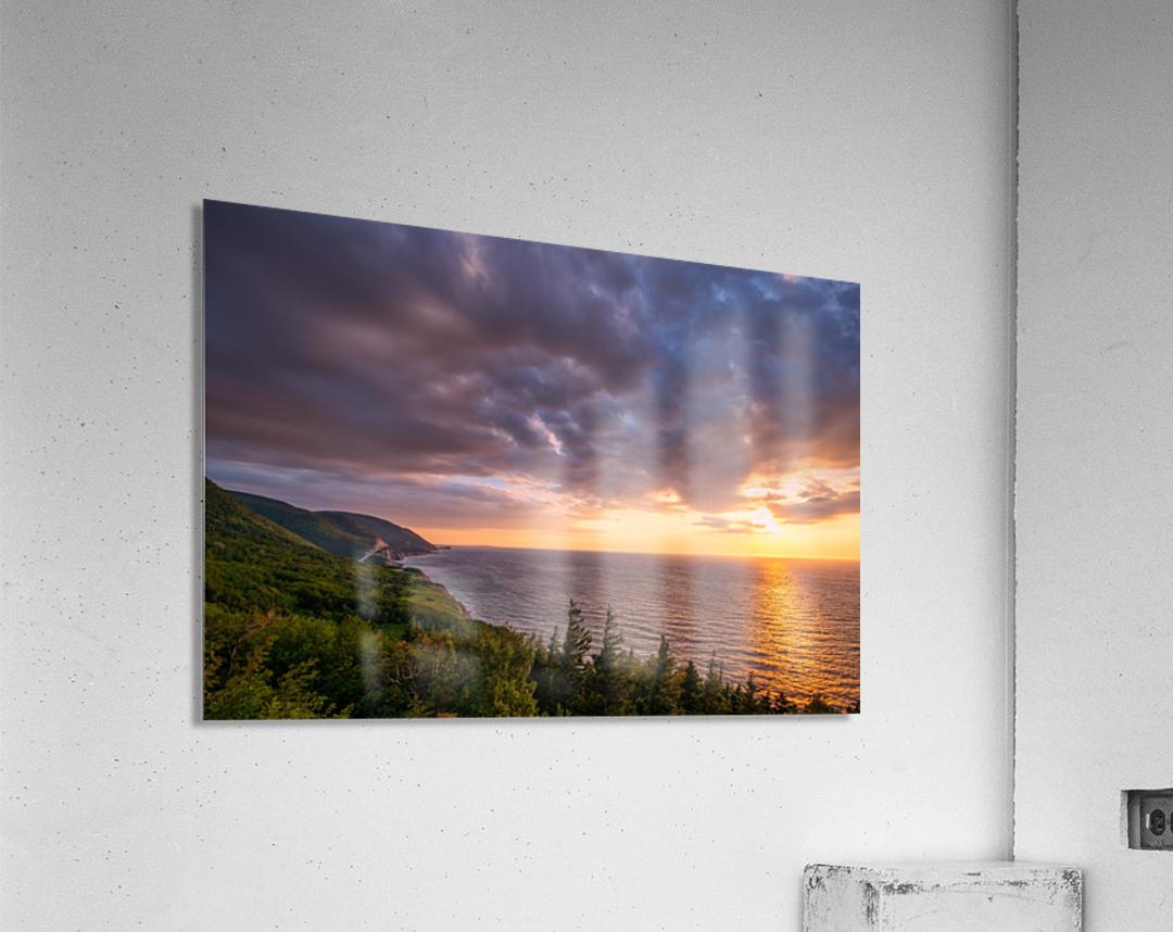 The Endless Sun  Acrylic Print