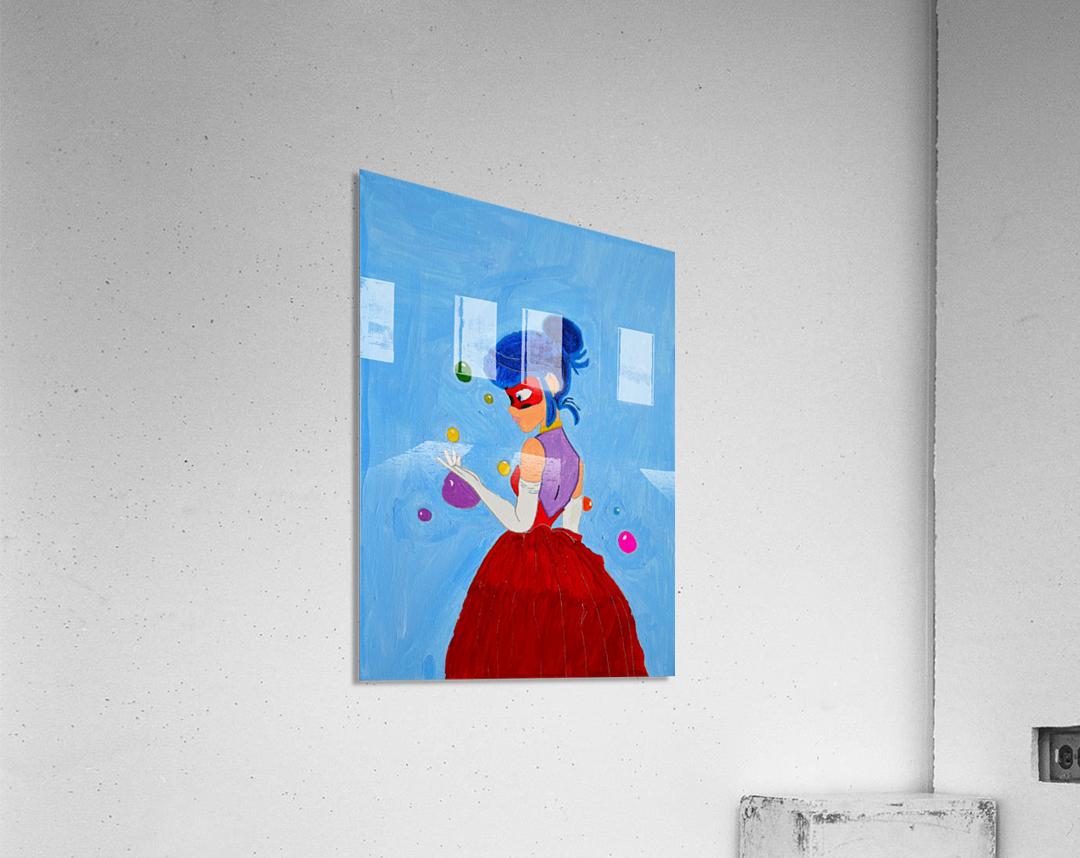 Elegant Ladybug. DaVere h.  Acrylic Print