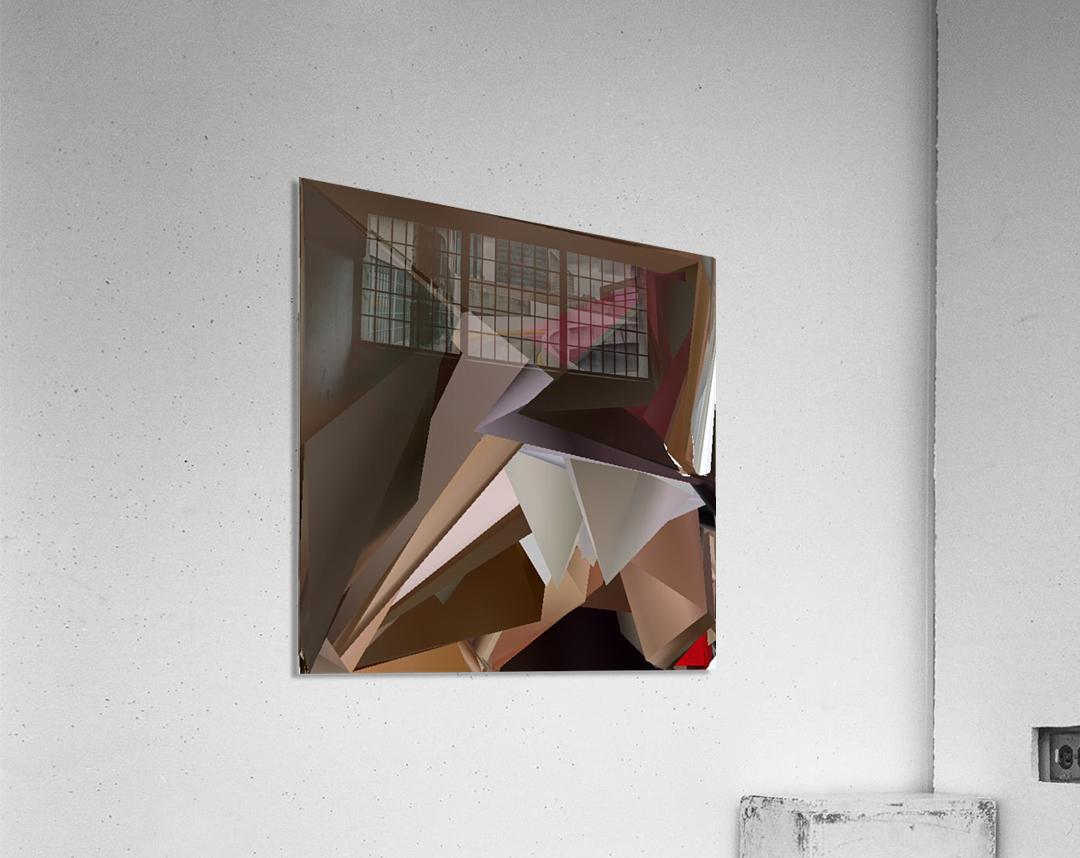 Art three  Acrylic Print