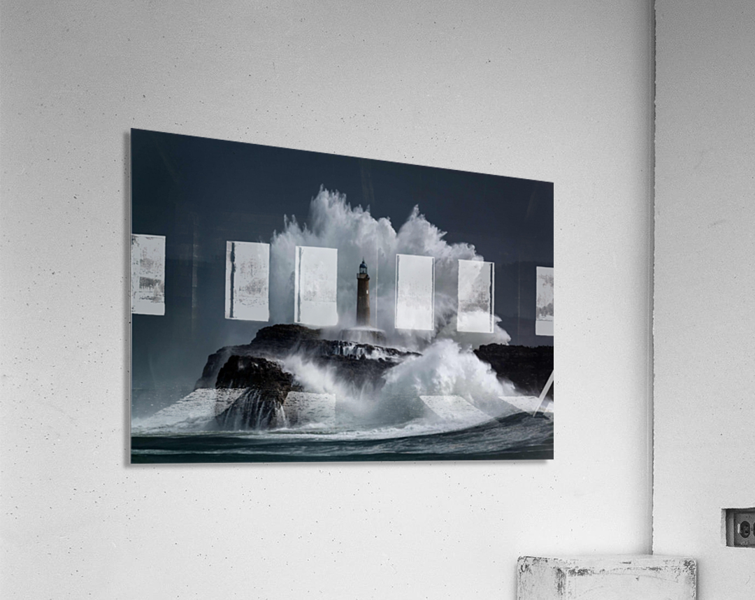 Comb  Acrylic Print