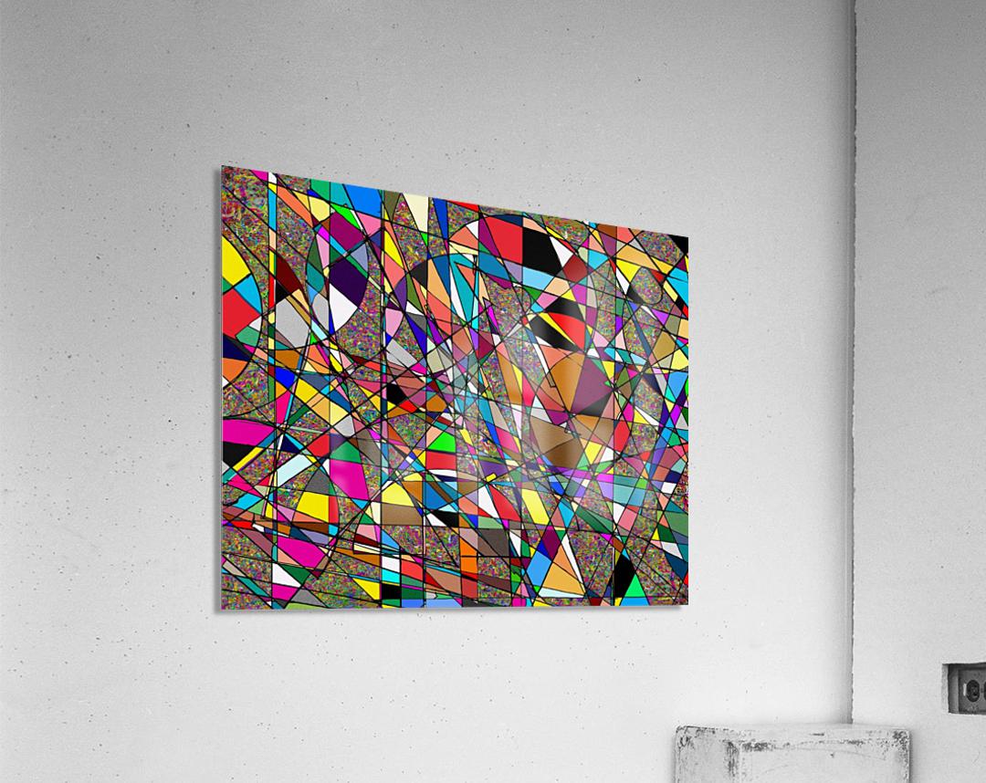 Jazzotonic  Acrylic Print