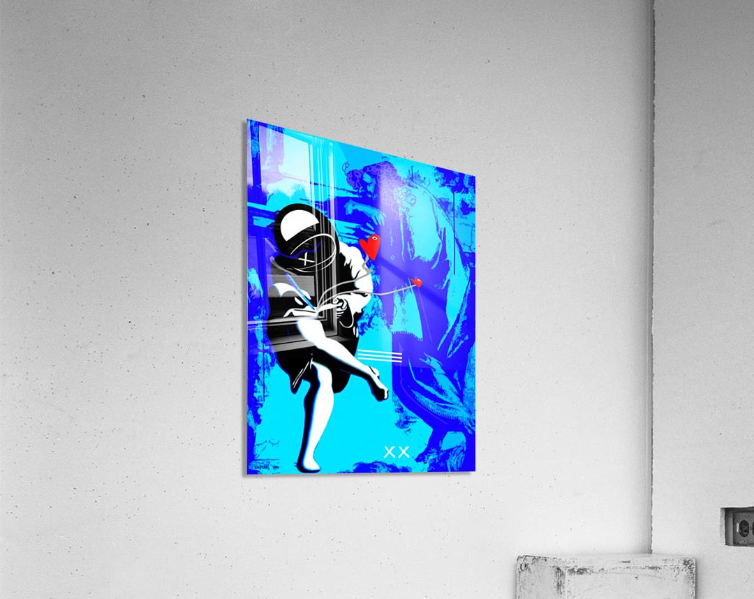 Use your Illusion II  Acrylic Print