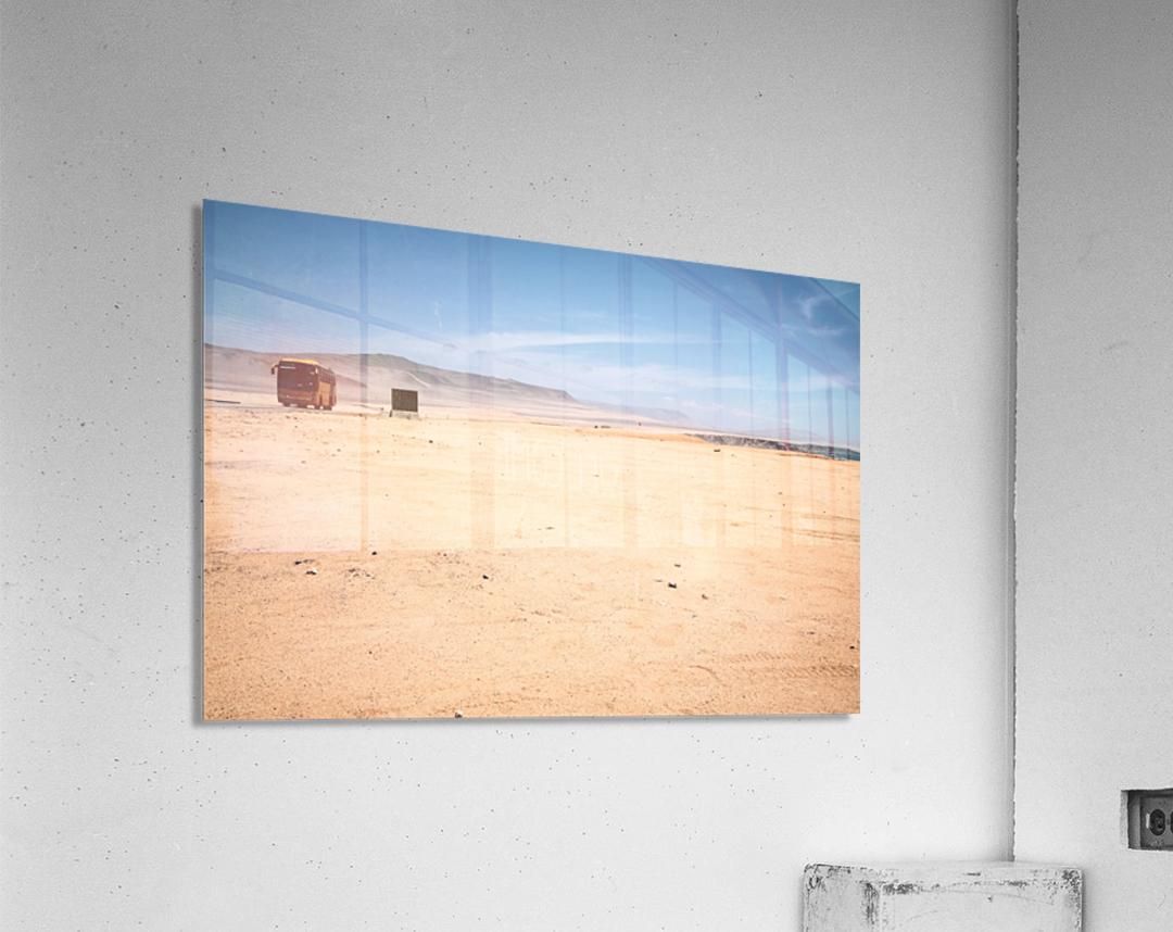 Reserva Nacional de Paracas  Impression acrylique