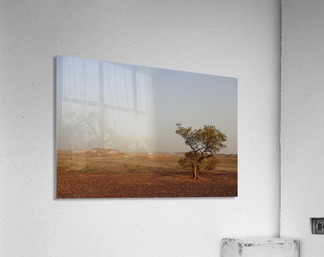 The breakaways South Australia  Impression acrylique