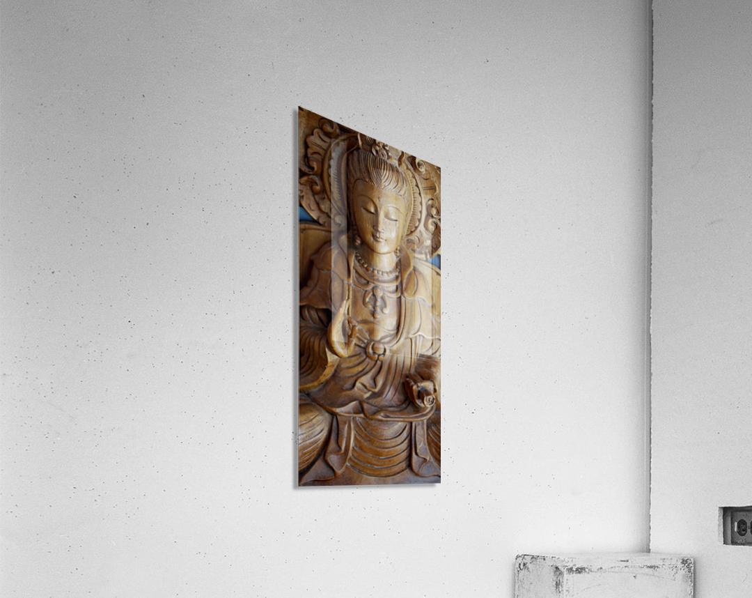 Quan Yin Compassion  Acrylic Print