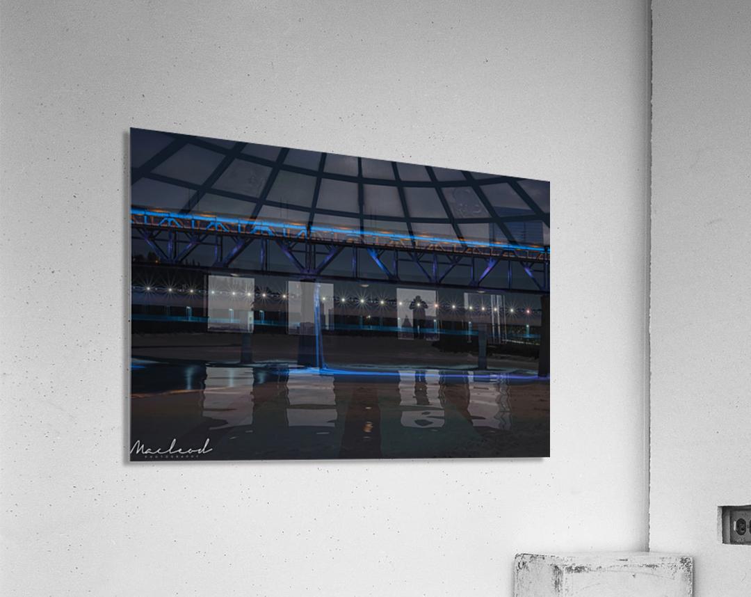 HighLevel_NIK9913  Acrylic Print